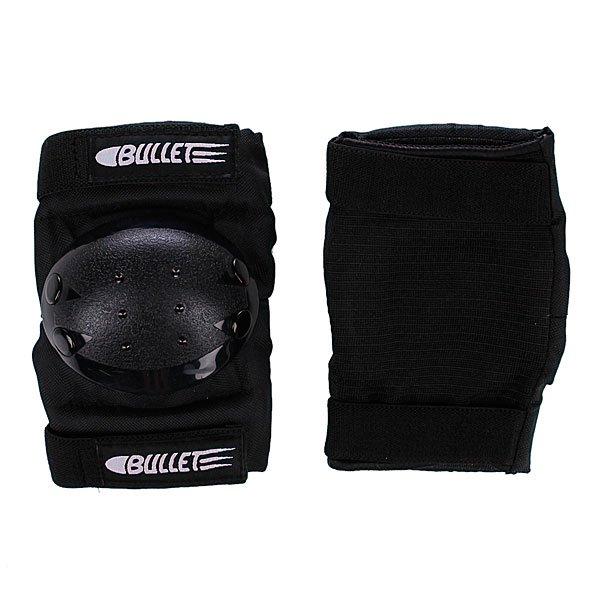 Защита на локти/колени Bullet Junior Sets Black