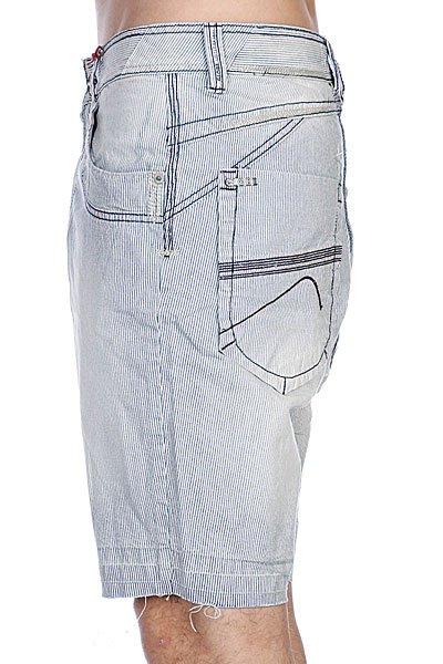 Классические мужские шорты Globe Paynor Walkshort Blue