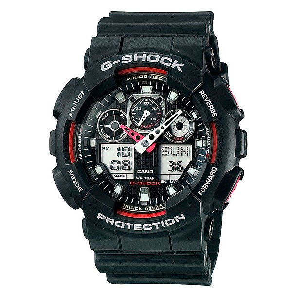 Часы Casio G-Shock GA-100-1A4