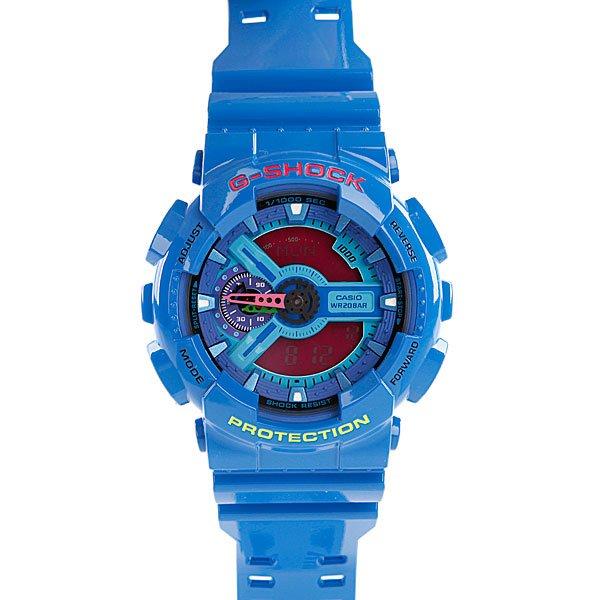 Часы Casio G-Shock GA-110HC-2A