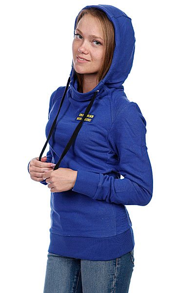 Толстовка Trailhead MHD 032-2 Blue/Yellow