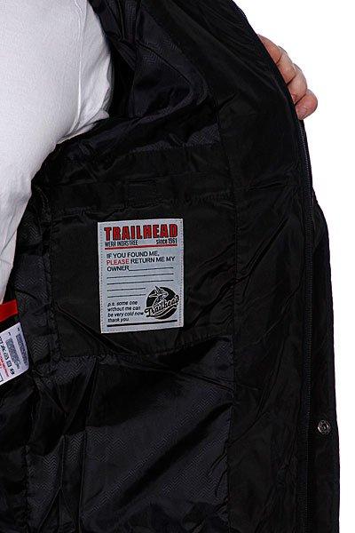 Куртка зимняя Trailhead Boston Black