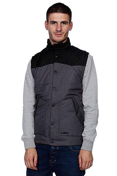 Куртка зимняя Trailhead Homestead Black/Grey