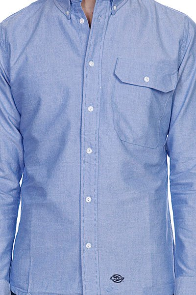 Рубашка Dickies Oxford Light Blue