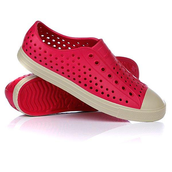 Кеды кроссовки женские Native Jefferson Loulou Pink