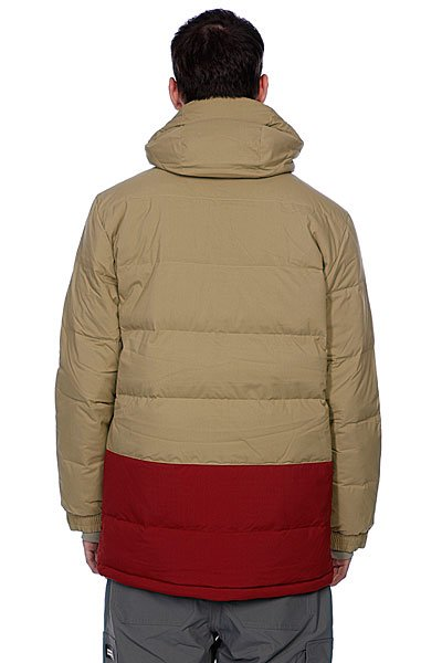 Куртка пуховик Nike Proost Down Jacket Filbert/Team Red