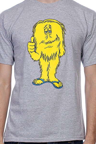 Футболка Blind Looney Monster Athletic Heather