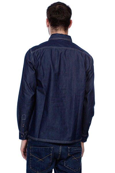 Рубашка Enjoi Long Johnson Blue