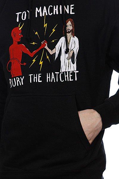 Кенгуру Toy Machine Bury The Hatchet Black