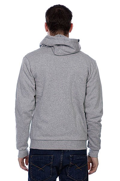 Толстовка Cliche College Reversible Heather Grey