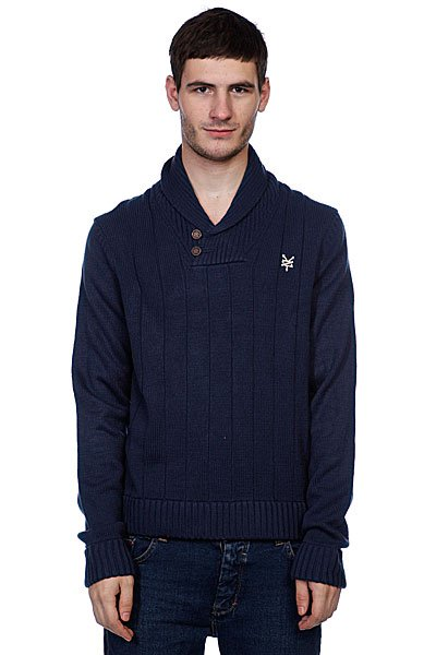 Свитер Zoo York Fulton Navy