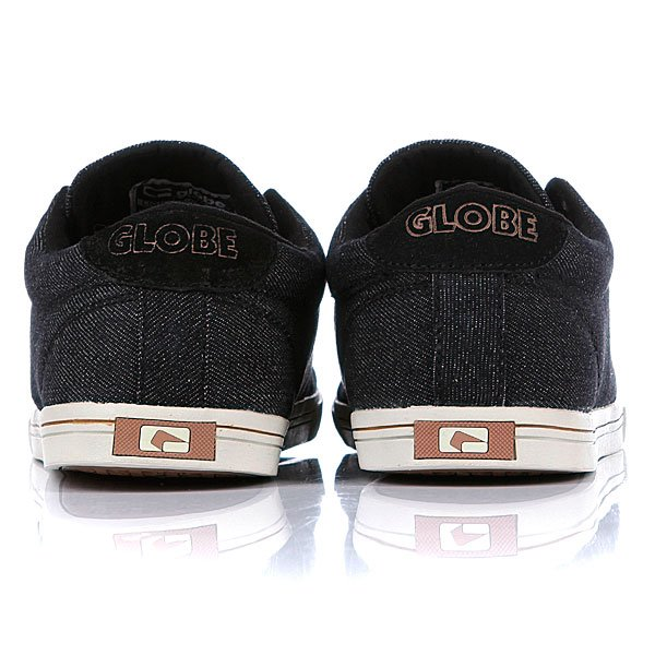 Кеды Globe Lighthouse Slim Black Denim