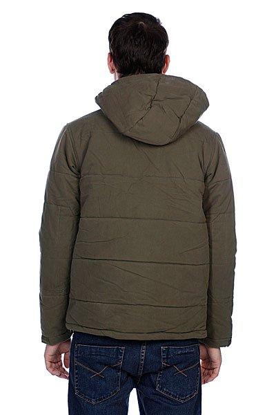 Куртка зимняя Globe Infantry Jacket Army Green