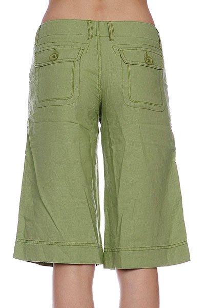 Шорты классические женские Animal Cyndi Short Turtle Green