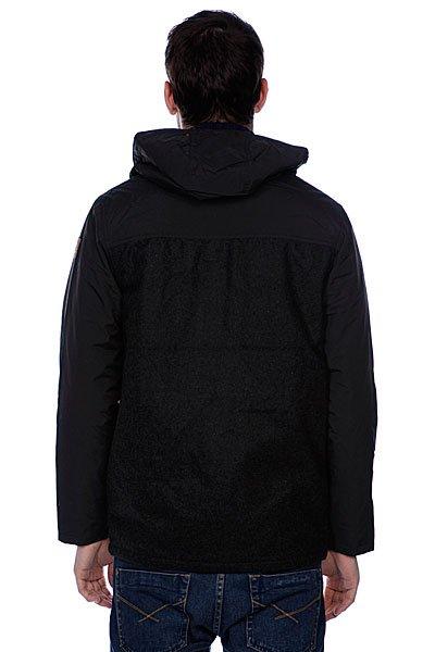 Куртка парка Element Hemlock Wool Black