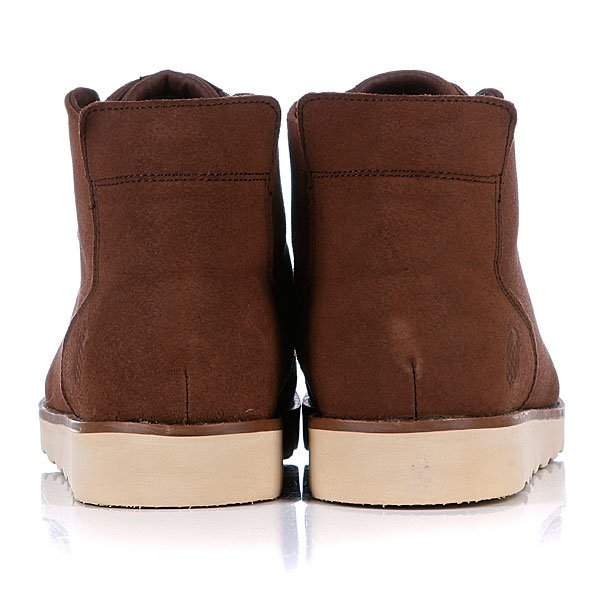 Ботинки зимние Grenade Fur Heavy Artillery Suede Boot Brown