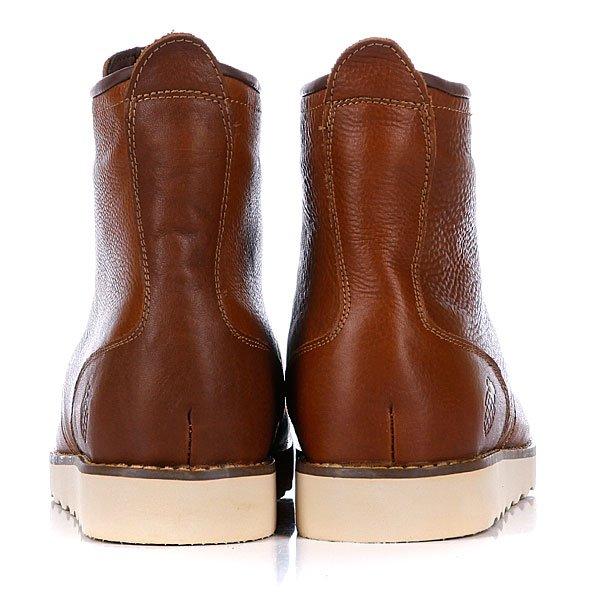 Ботинки зимние Grenade Fur Urban Trekker Leather Boot Brown