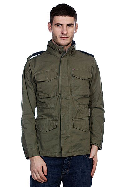 Куртка Globe Norfolk Jacket Light Olive