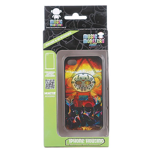 Чехол для Iphone Music Monsters Jack The Mask