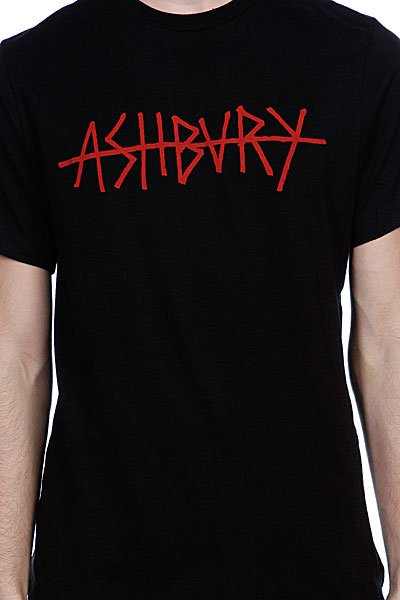 Футболка Ashbury Strikeout Black