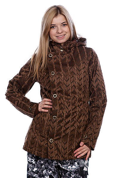 Куртка женская Burton Wms Royal Jacket Chestnut