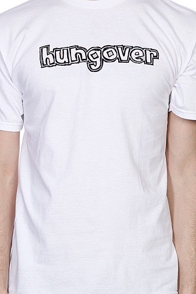 Футболка Blind Hungover Reversible White