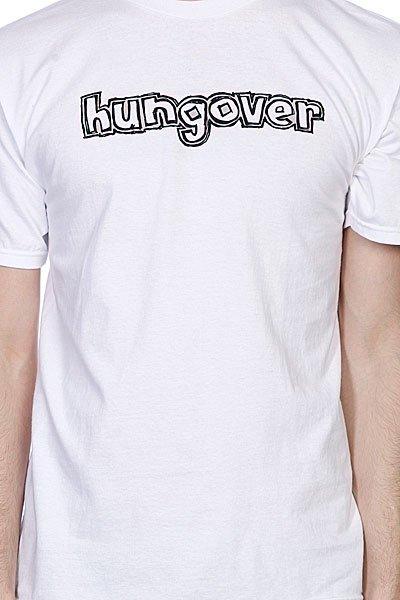 Футболка Blind Hungover Reversible White