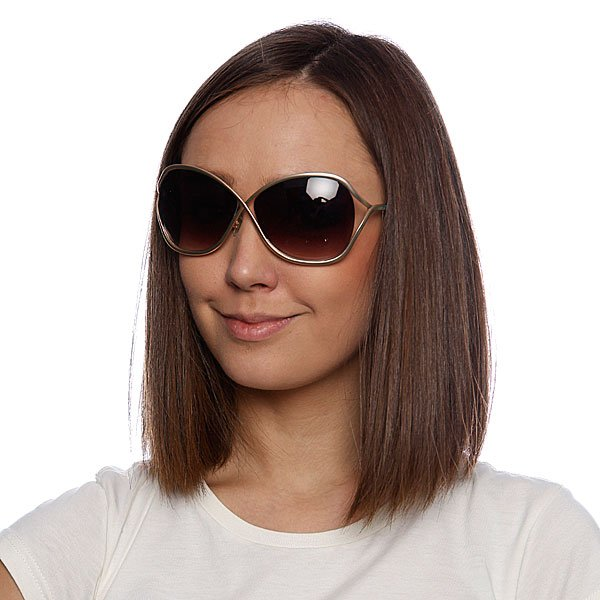 Очки женские Animal Genie Gold/Brown