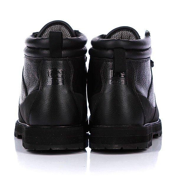 Ботинки зимние Globe Yes Apres Black