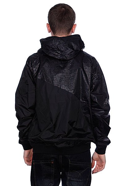 Ветровка Globe Squirt Jacket Black