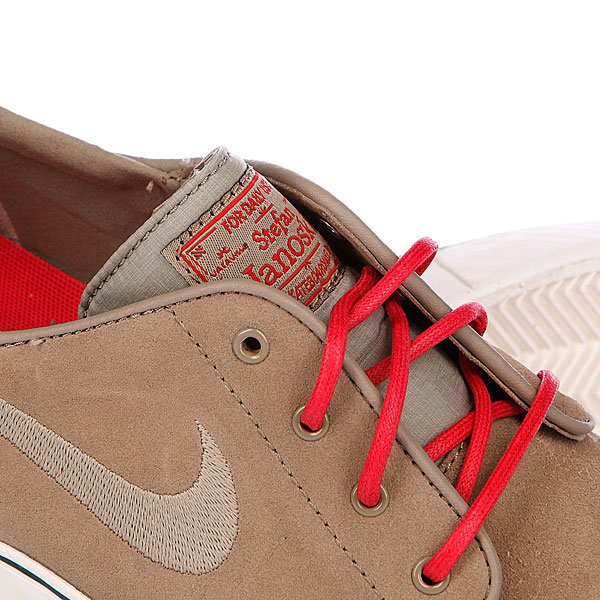 Кеды Nike Zoom Stefan Janoski Khaki/Khaki