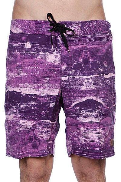 Пляжные мужские шорты Globe Dion Le Zan Boardie Purple