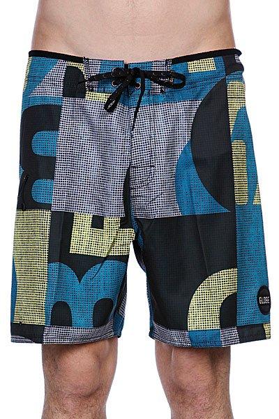 Пляжные мужские шорты Globe Quadratic Boardie 19 ocean