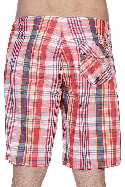 Пляжные мужские шорты Globe Union Boardie 21 ketcup