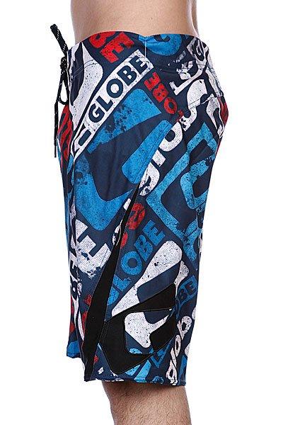 Пляжные мужские шорты Globe Matrixx Boardie 21 Navy