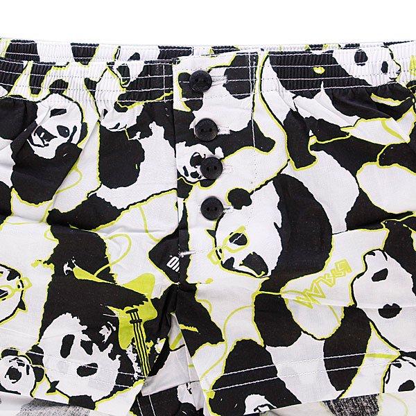 Трусы женские 69Slam Panda Green