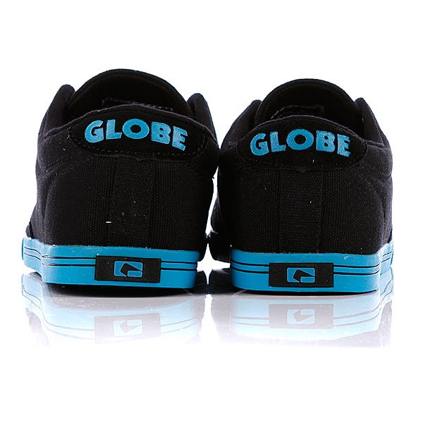 Кеды Globe Lighthouse Slim Night/Fluoro Blue