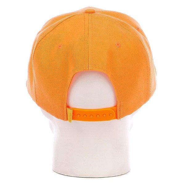 Бейсболка True Spin Acrylic Snapback Neon/Orange