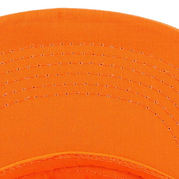 Бейсболка с сеткой True Spin 5 Panel Trucker Neon/Orange