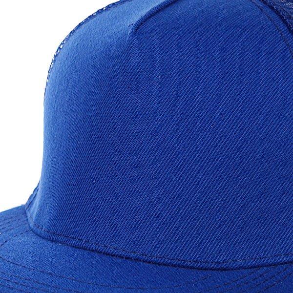 Бейсболка с сеткой True Spin 5 Panel Trucker Royal/Blue