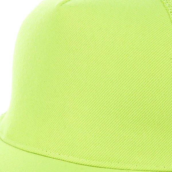 Бейсболка с сеткой True Spin 5 Panel Trucker Neon/Yellow