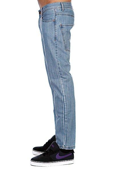 Джинсы прямые мужские классические Trailhead Mdp 013 Blue