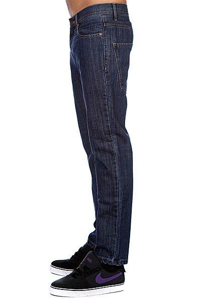 Джинсы прямые мужские классические Trailhead Mdp 013 Indigo