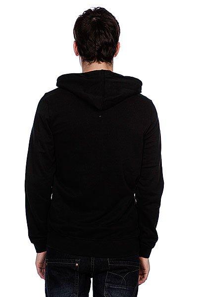 Толстовка Altamont Broyo Zip Hood Black