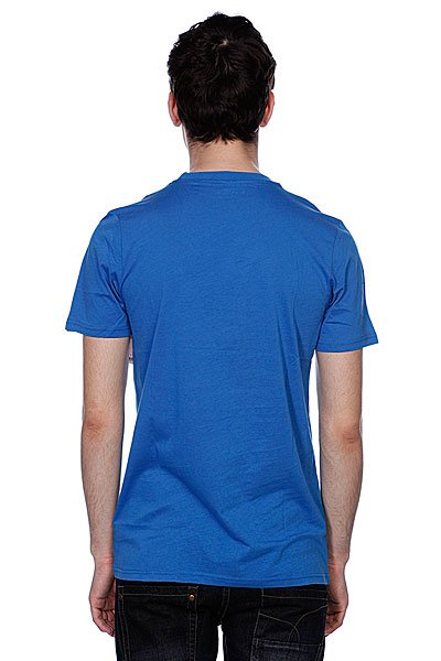 Футболка Etnies Icon 13 Tee Royal