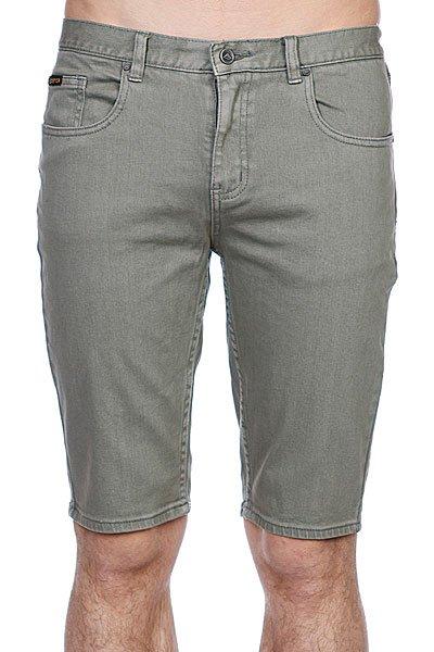 Джинсовые мужские шорты Emerica Selma Short Grey
