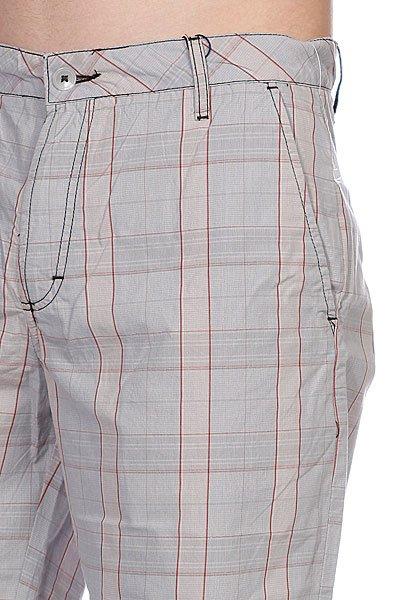 Классические мужские шорты Etnies Mully Short Light Grey