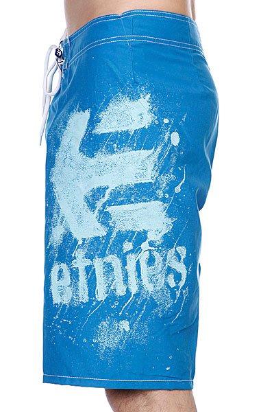 Пляжные мужские шорты Etnies Drivers Seat Boardie Blue