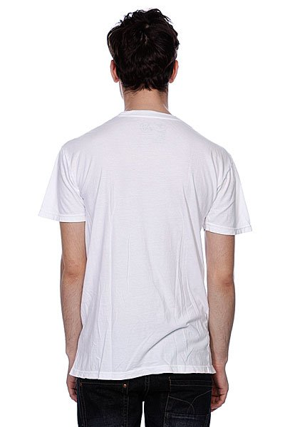 Футболка Altamont Gg Allin Beautiful Oldy Fugitive White