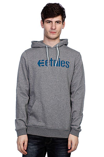 Кенгуру Etnies Corporate Fleece Grey/Blue